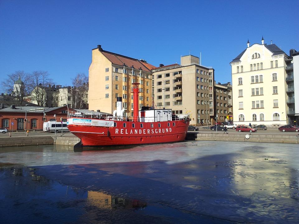Praca w Finlandii