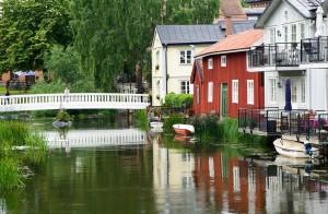 szwecja krajobraz