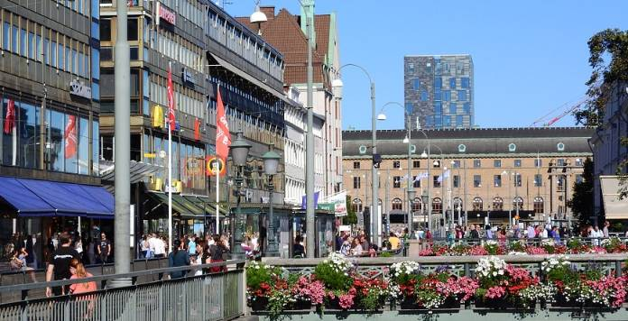 Göteborg stare miasto