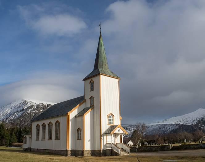 Norweski kościół