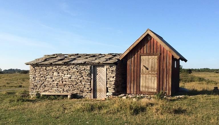 Domek w Gotlandii