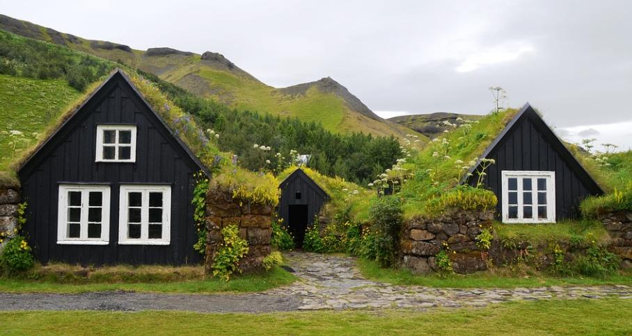 Islandia skandynawia