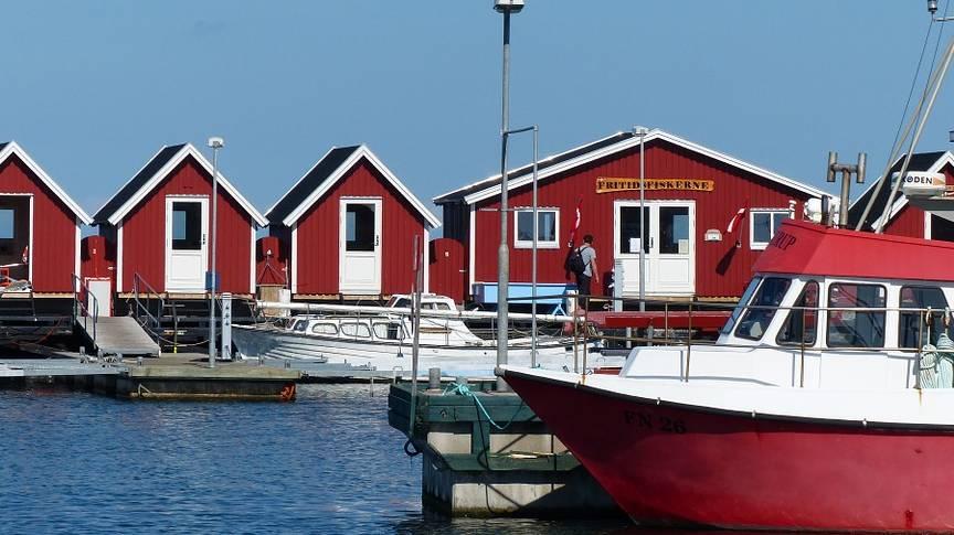 Wędkarstwo w Skandynawii