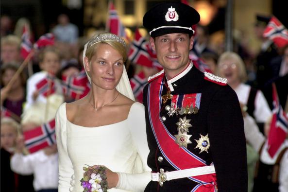 norweska rodzina królewska