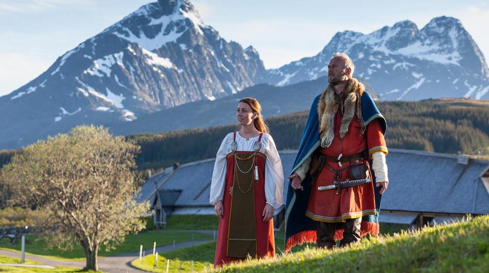 norweska rodzina