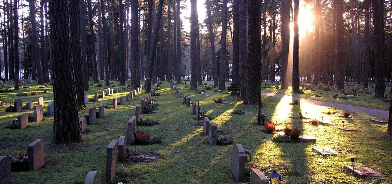 cmentarz Skogskyrkogården